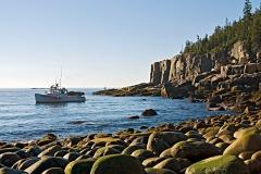 lob-boat-otter-cliff